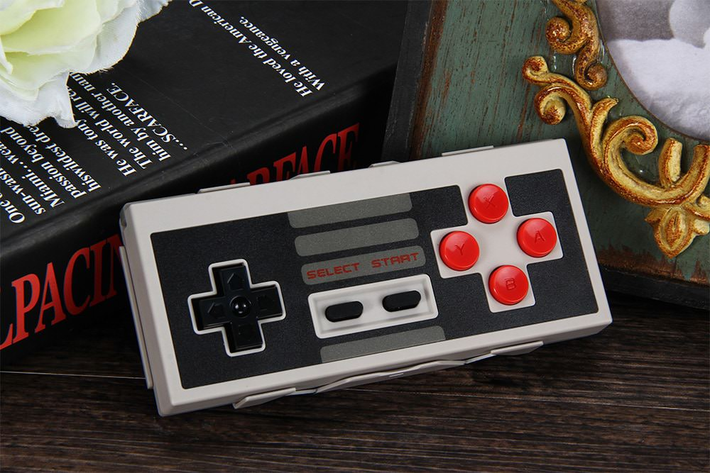 8Bitdo N30 Bluetooth Gamepad.JPG