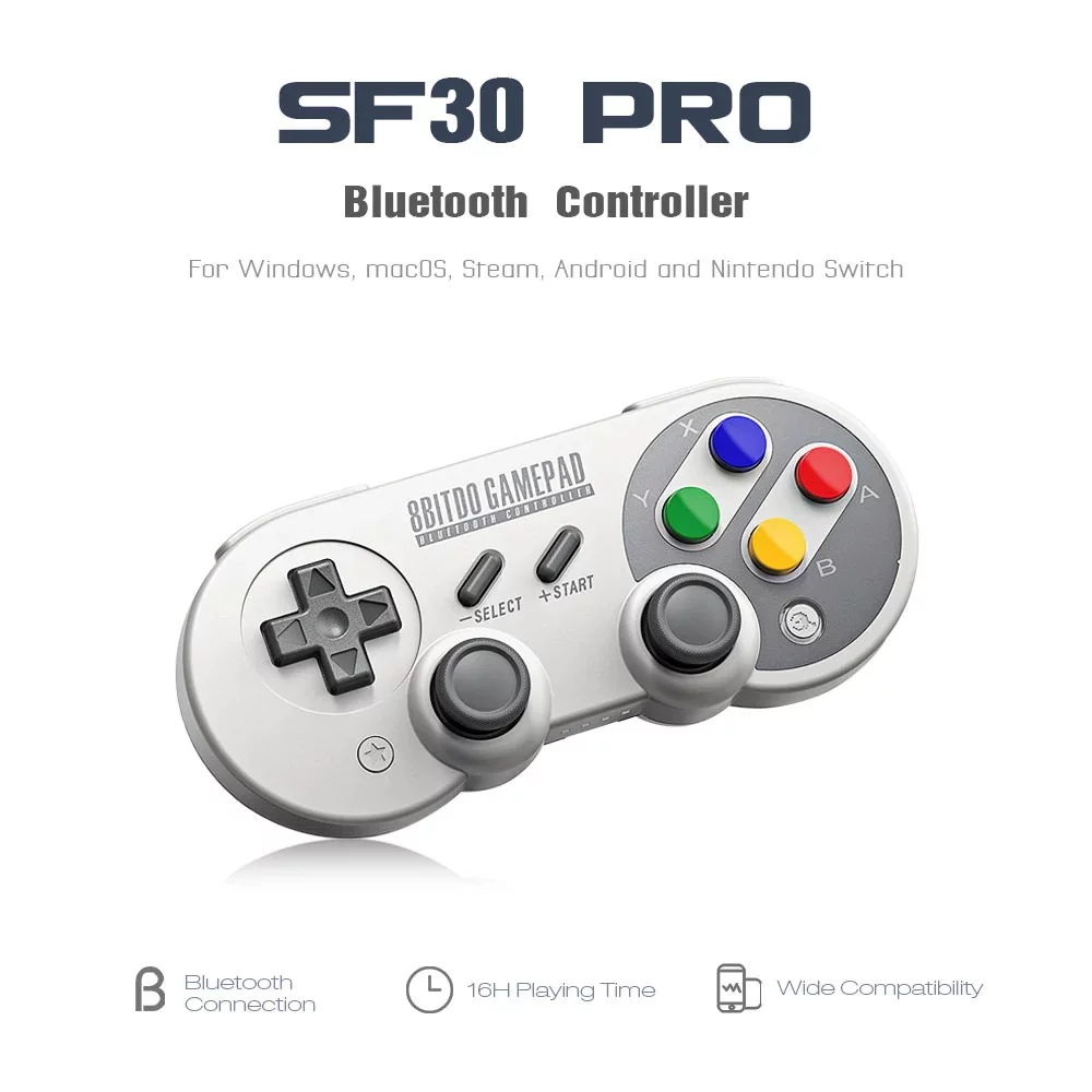 8Bitdo SF30 Pro Wireless Bluetooth Controller.jpg