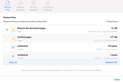 Apple supports in recovering deleted data on iCloud 2.png