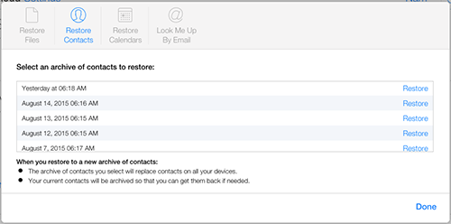 Apple supports in recovering deleted data on iCloud 3.png