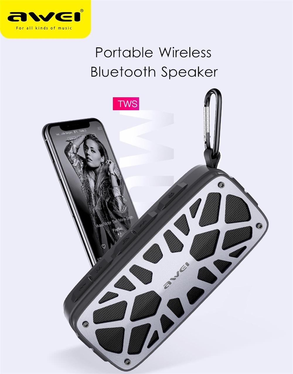 Awei Y330 Bluetooth Speaker.JPG