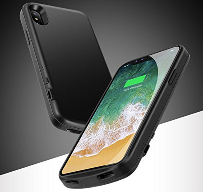 Choose the built-in protection shell and double the battery life of iPhone X 1.jpg
