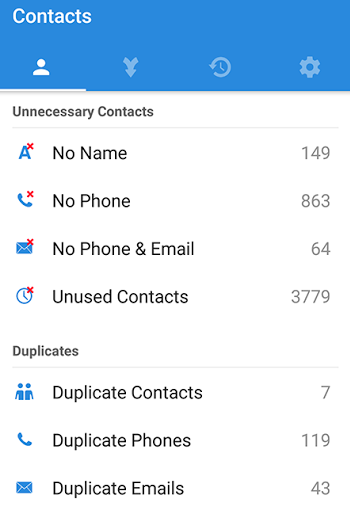 remove duplicate contacts on Android 1.png