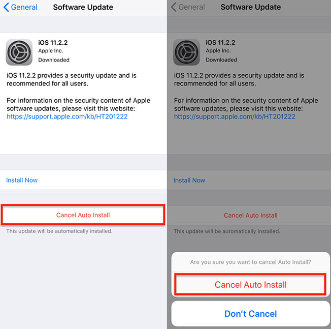 Turn off automatic software updates on iPhone 2.png