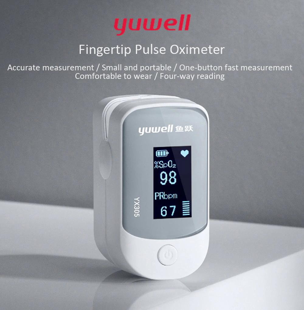 Yuwell YX305 Fingertip Pulse Oximeter.JPG